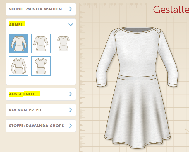 Tutorial] Pattydoos Jerseykleid \
